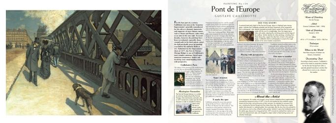 W Masterpiece – Pont de l'Europe